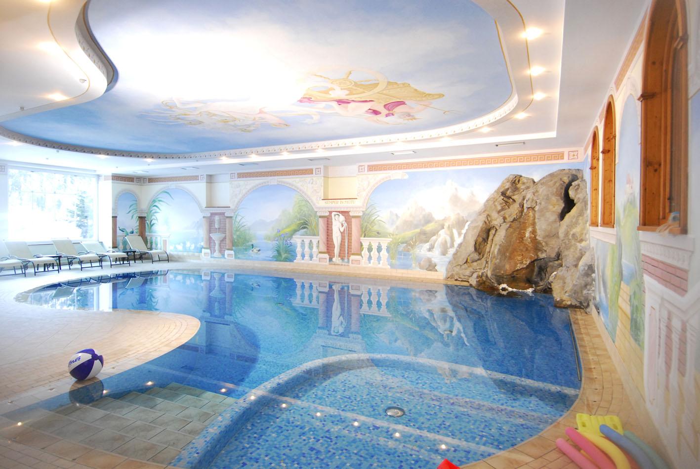 Spa per la famiglia famiglia wellness hotel post sulden - Bagno turco quante volte a settimana ...